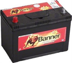 Aккумулятор BANNER Power Bull 95А/ч - фото 7230