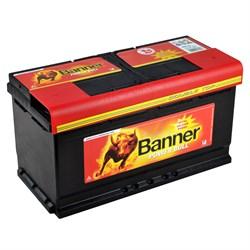 Aккумулятор BANNER Power Bull 95А/ч обратная полярность - фото 7231