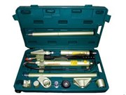 Набор гидроинструмента (10т двухскоростной), 18 предметов