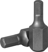 Бита 10 мм, шестигранная 6 мм, 30 мм, S2 материал