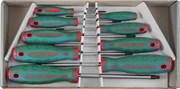 Набор отверток ANTI SLIP, Torx T8-T40, 9 предметов