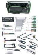 Набор инструмента универсальный в сумке, 78 предметов (переносная сумка Tetoron®)