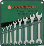 Набор ключей гаечных рожковых в сумке, 6-22 мм, 8 предметов
