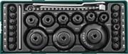 Набор для обслуживания системы смазки двигателей и трансмиссии (замена масла.фильтров)(ложемент), 24 предмета