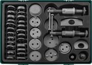 Набор для возврата поршней дисковых тормозов 42 предмета (ложемент)