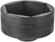 "Головка торцевая 3/4""DR, 116 мм, для гайки ступицы DAEWOO"