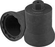 Головка торцевая с внешним приводом Н36 мм, 12-гранная, 95 мм, для ступичных гаек грузовых а/м Mercedes