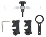Набор приспособлений применяющихся при производстве работ по установке и проверке фаз ГРМ двигателей BMW модификации N63.