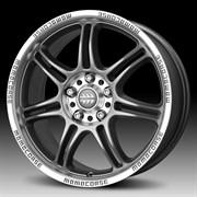 MOMO  CORSE  7,0\R16 5*112 ET35  d72,3  Glossy Black-Polished  [WMCB70635512]