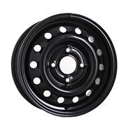 TREBL  Chevrolet  7710  6,0\R15 5*105 ET39  d56,6  Black  [9122339]