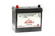 Aккумулятор ALASKA CMF silver+ 50А/ч обратная полярность