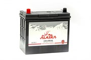 Aккумулятор ALASKA CMF silver+ 50А/ч