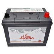 Aккумулятор ALASKA MF calcium+ 75А/ч обратная полярность
