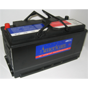 Aккумулятор AMERICAN 130А/ч