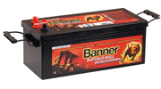 Aккумулятор BANNER Buffalo Bull SHD PRO 145А/ч