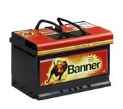 Aккумулятор BANNER Power Bull 100А/ч обратная полярность