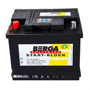 Aккумулятор BERGA Startblock 56А/ч обратная полярность