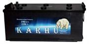 Aккумулятор KARHU 190А/ч обратная полярность