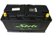 Aккумулятор STELS 55А/ч обратная полярность