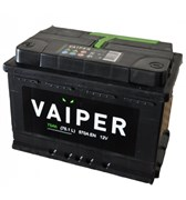 Aккумулятор VAIPER 75А/ч обратная полярность