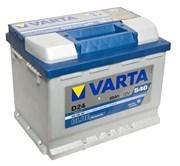 Aккумулятор VARTA Blue Dynamic 60А/ч обратная полярность, низкий