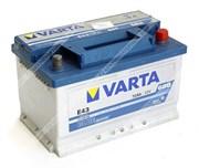 Aккумулятор VARTA Blue Dynamic 72А/ч обратная полярность, низкий