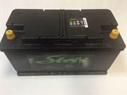 Aккумулятор STELS 190А/ч обратная полярность, под болт