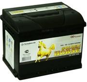 Golden Horse NEW 62 Ач, п.п/о.п